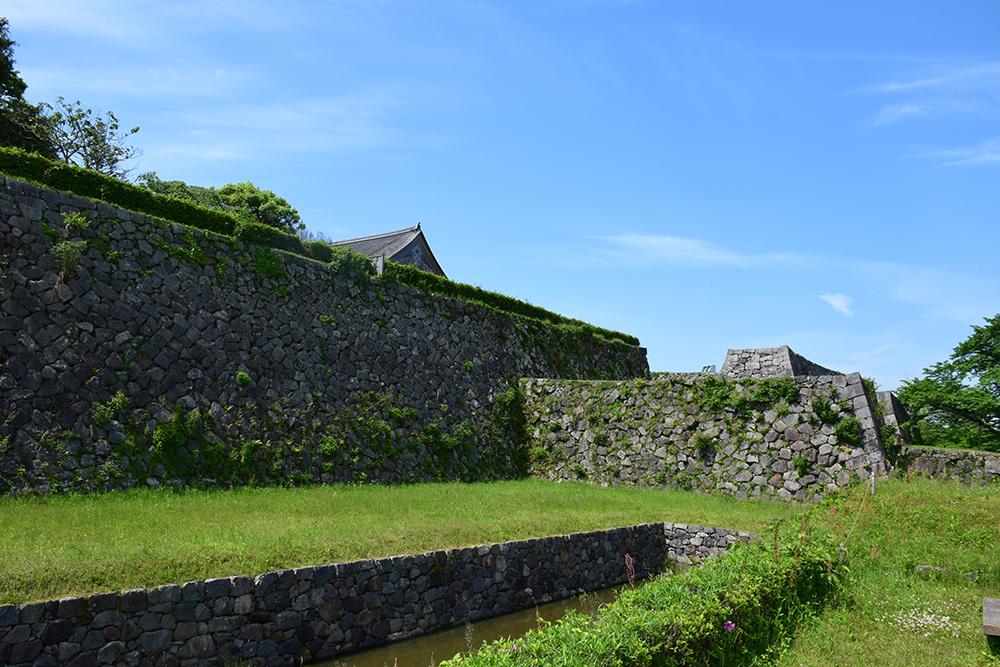 丹波国篠山城跡を歩く。 その1 ~内堀~_e0158128_16161075.jpg