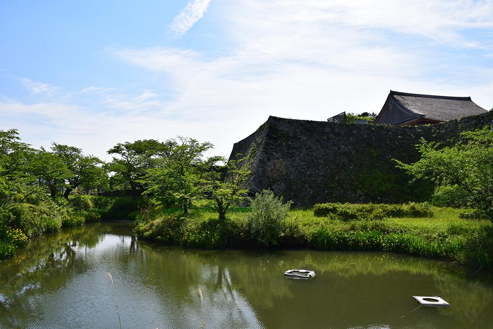 丹波国篠山城跡を歩く。 その1 ~内堀~_e0158128_16212721.jpg