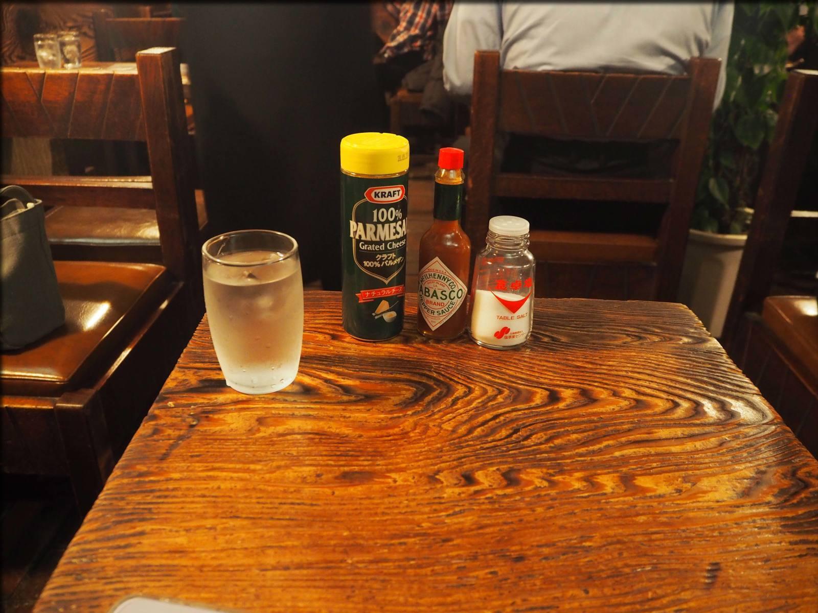 昭和を感じる「さぼうる2」でナポリタン@神田神保町_b0054329_09153561.jpg
