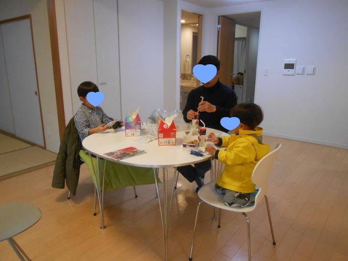 雨の学園祭で色々食べました〜。_a0095931_18151643.jpg