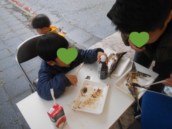 雨の学園祭で色々食べました〜。_a0095931_18174126.jpg