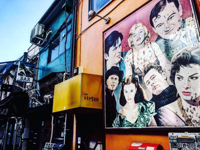 新宿ゴールデン街 / iPhone 8_c0334533_22573804.jpg