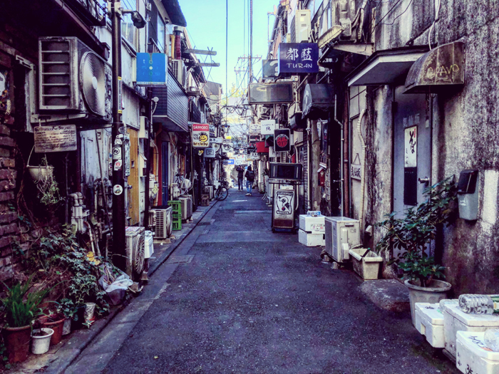新宿ゴールデン街 / iPhone 8_c0334533_22593849.jpg