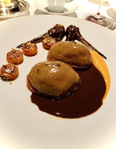 年末最後のフランス料理で「Les Saisons」さんへ_d0011635_15051907.jpg