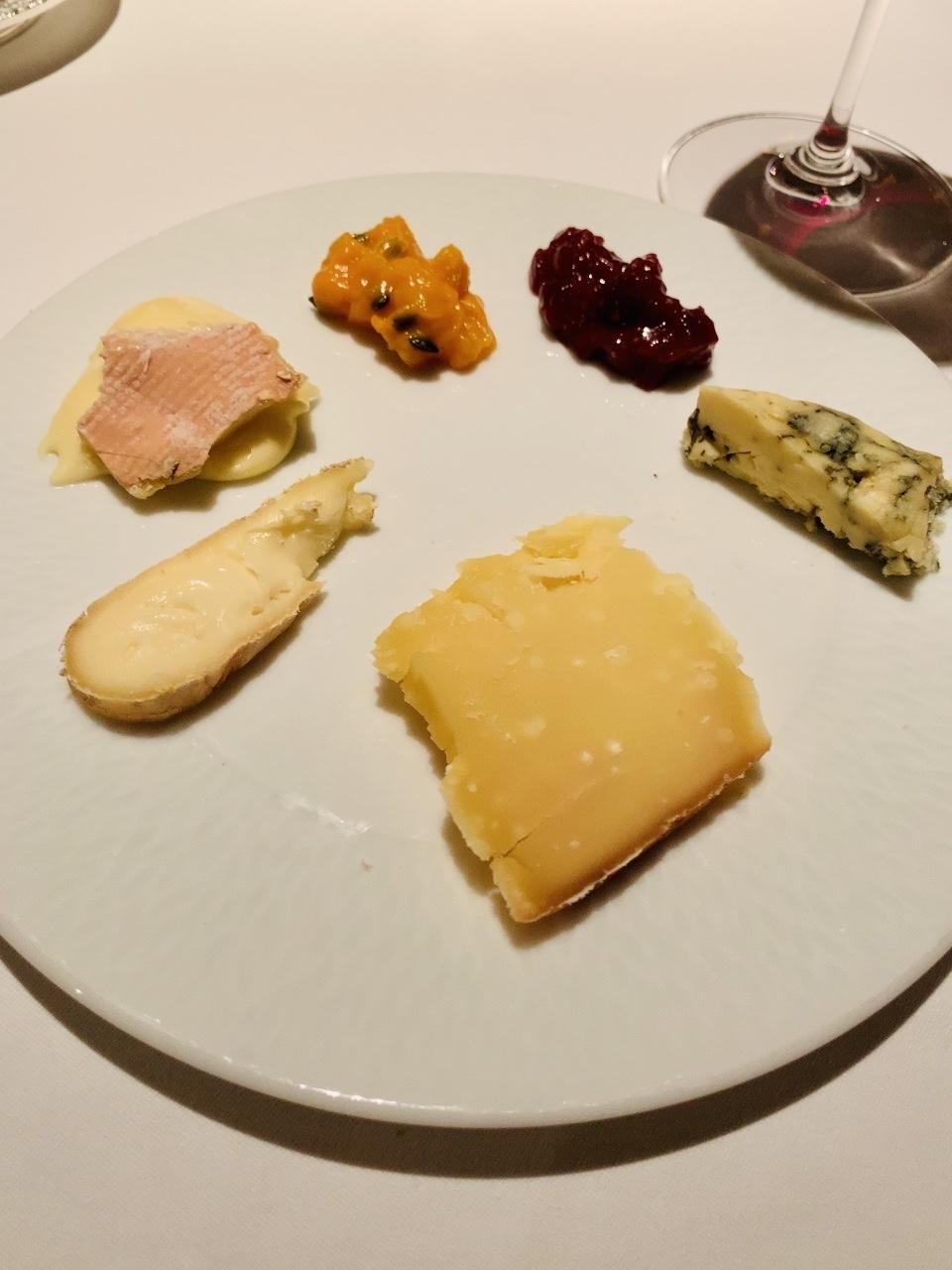 年末最後のフランス料理で「Les Saisons」さんへ_d0011635_15054572.jpg