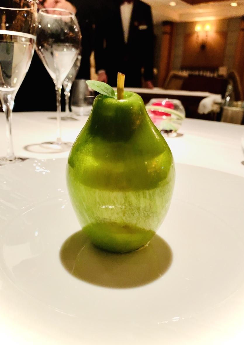 年末最後のフランス料理で「Les Saisons」さんへ_d0011635_15062460.jpg