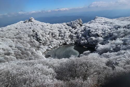 令和元年・大船山御池の霧氷に大感動!_e0272335_843444.jpg