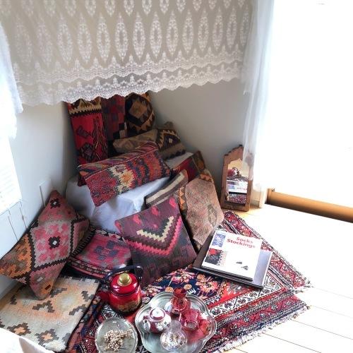 イランの手編み靴下 東京おかっぱちゃんハウス_d0156336_01375669.jpg