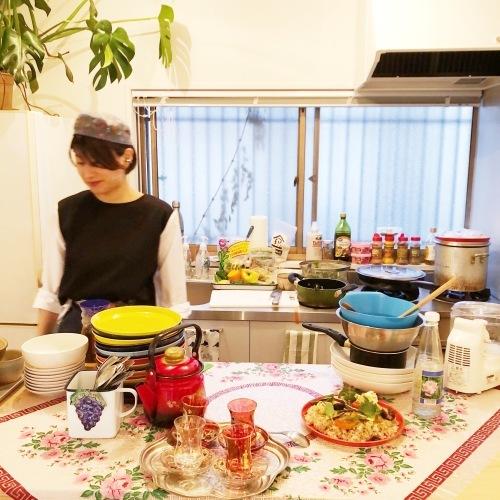 イランの手編み靴下 東京おかっぱちゃんハウス_d0156336_01390619.jpg
