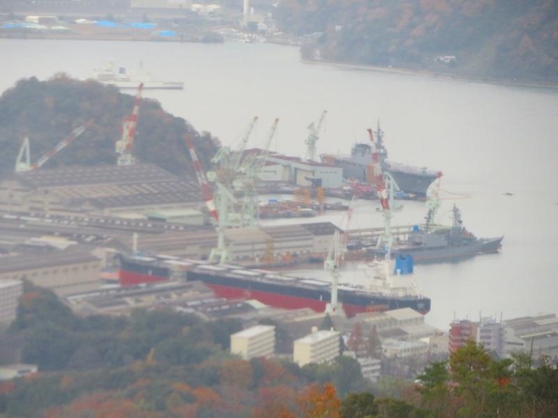 五老岳展望からの「舞鶴」20191204_e0237645_21491852.jpg