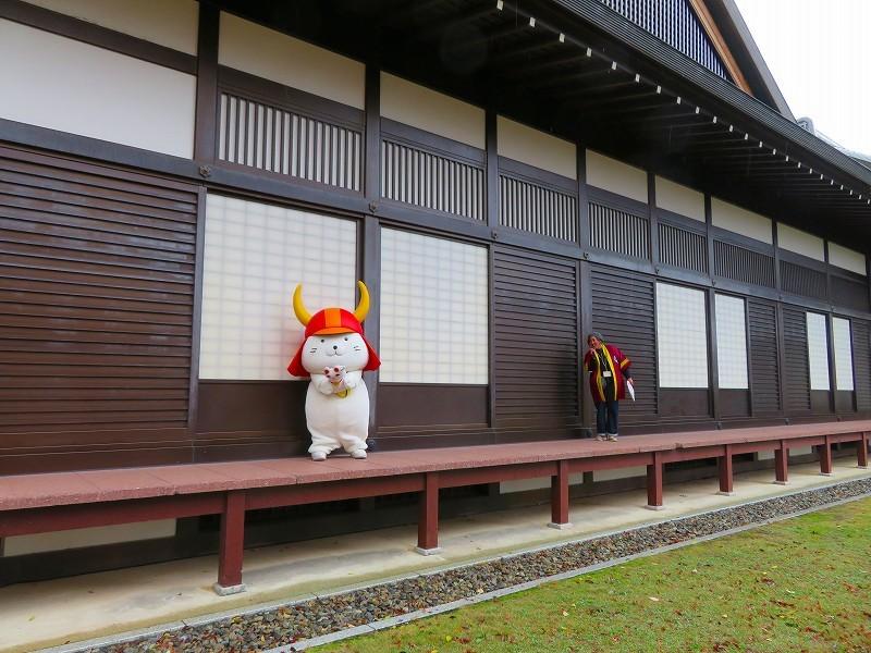 彦根城のマスコット「ひこにゃん」20191203_e0237645_22232804.jpg