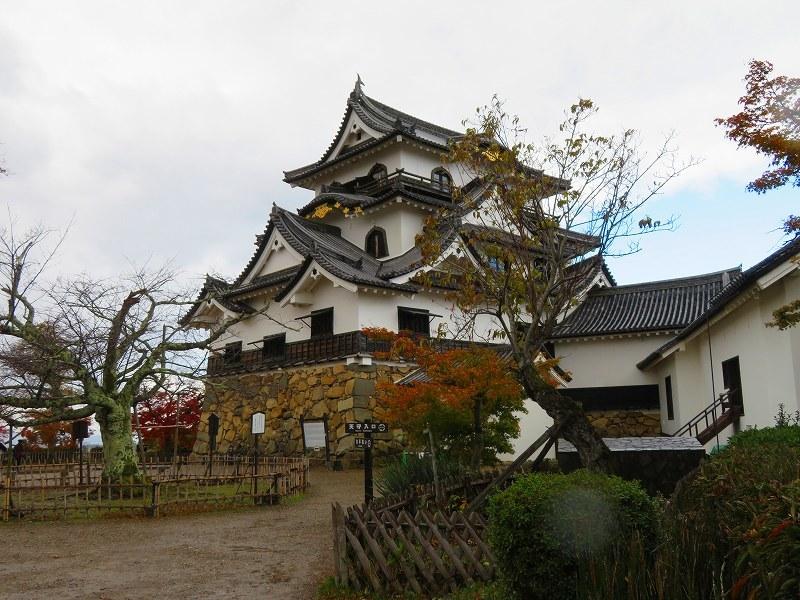 彦根城のマスコット「ひこにゃん」20191203_e0237645_22232866.jpg