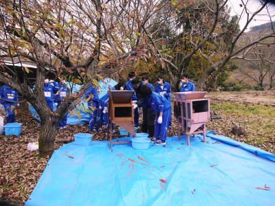 熊本県立菊池高等学校の生徒さんたちが研修にやってきました!(2019/前編)_a0254656_18332304.jpg