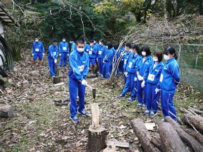 熊本県立菊池高等学校の生徒さんたちが研修にやってきました!(2019/前編)_a0254656_18345122.jpg