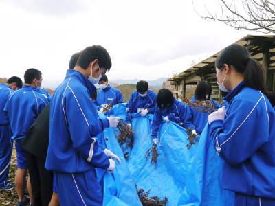 熊本県立菊池高等学校の生徒さんたちが研修にやってきました!(2019/前編)_a0254656_18381962.jpg
