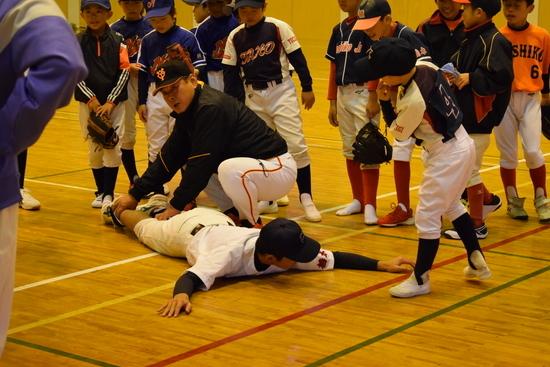 野球教室_d0101562_14274023.jpg