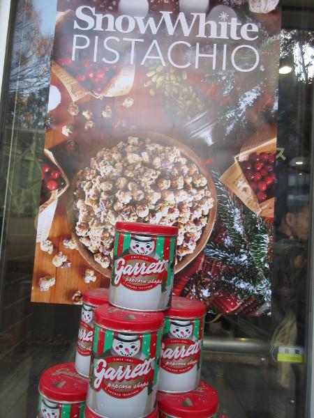 【原宿情報】最近のGarrett Popcorn Shops(2019年12月)_c0152767_21012086.jpg