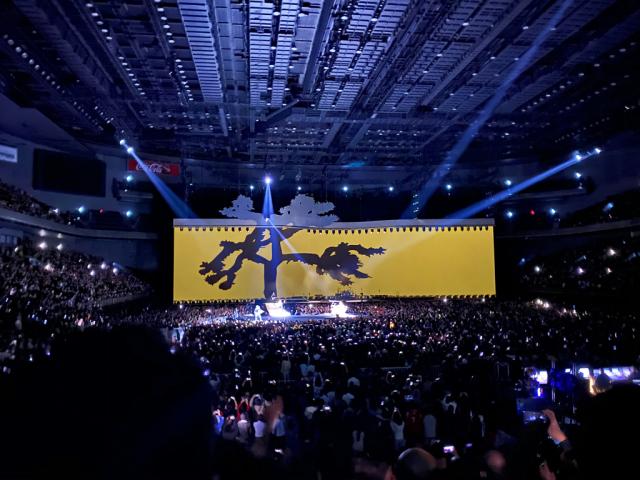 U2  THE JOSHUA TREE TOUR 2019    20191204  at Saitama-Super-Arena_c0005077_22310972.jpg