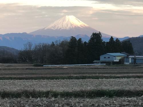 富士山、大きな富士山、この季節だから見られる。_d0338282_16561255.jpg