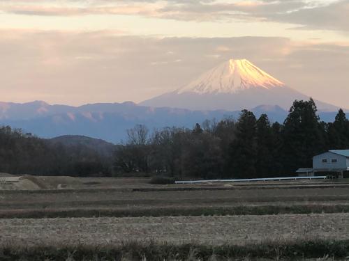 富士山、大きな富士山、この季節だから見られる。_d0338282_16561403.jpg