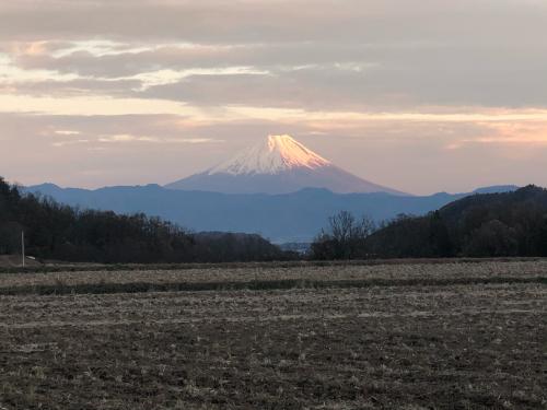 富士山、大きな富士山、この季節だから見られる。_d0338282_16561762.jpg