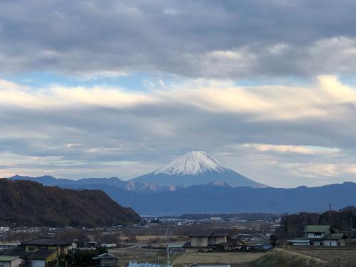 富士山、大きな富士山、この季節だから見られる。_d0338282_16594171.jpg