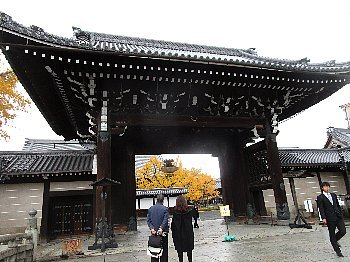 12月2日「西本願寺、二条城」_f0003283_18334351.jpg