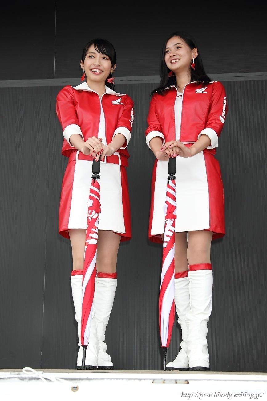 太刀川真央 さん & 荒町紗耶香 さん(Hondaライダーズフレンド)_c0215885_22170304.jpg