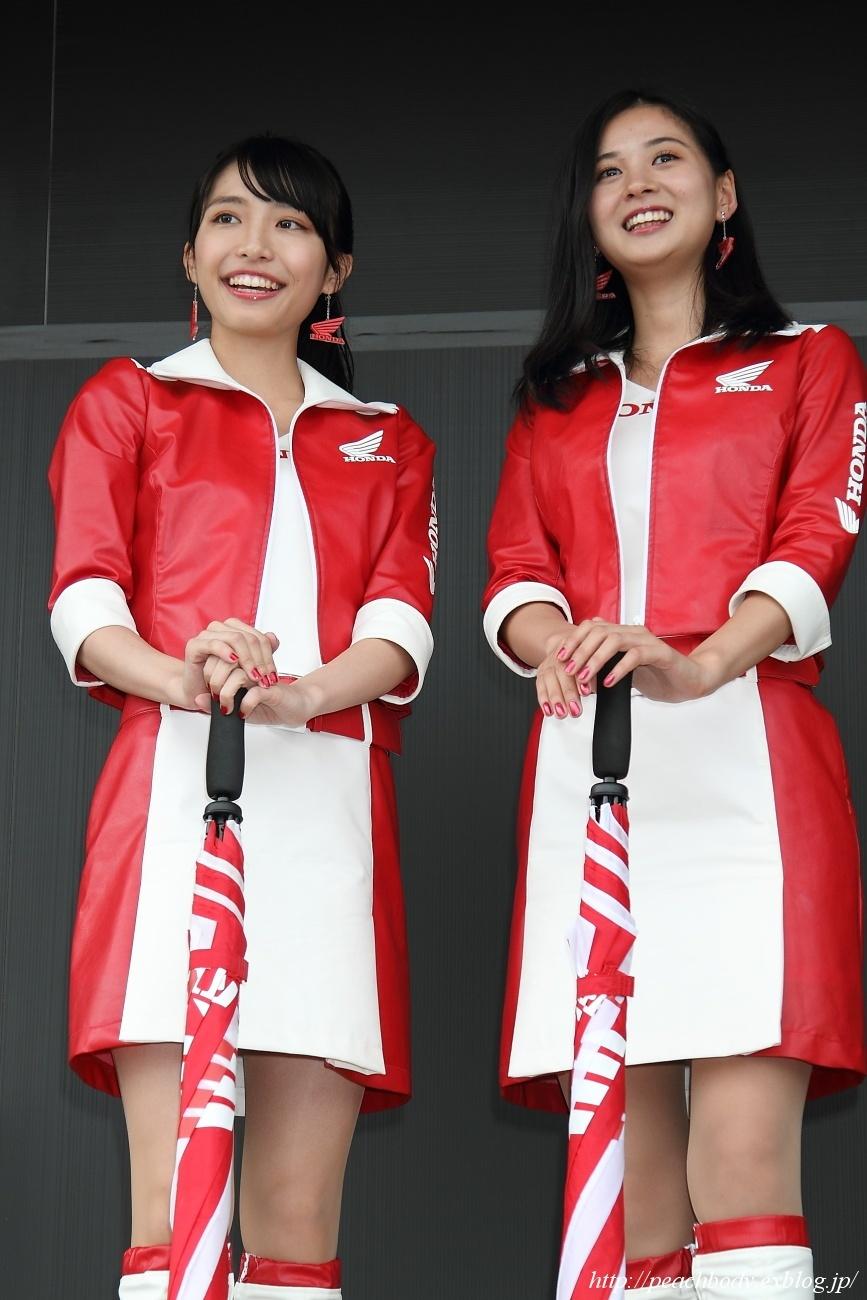 太刀川真央 さん & 荒町紗耶香 さん(Hondaライダーズフレンド)_c0215885_22170973.jpg