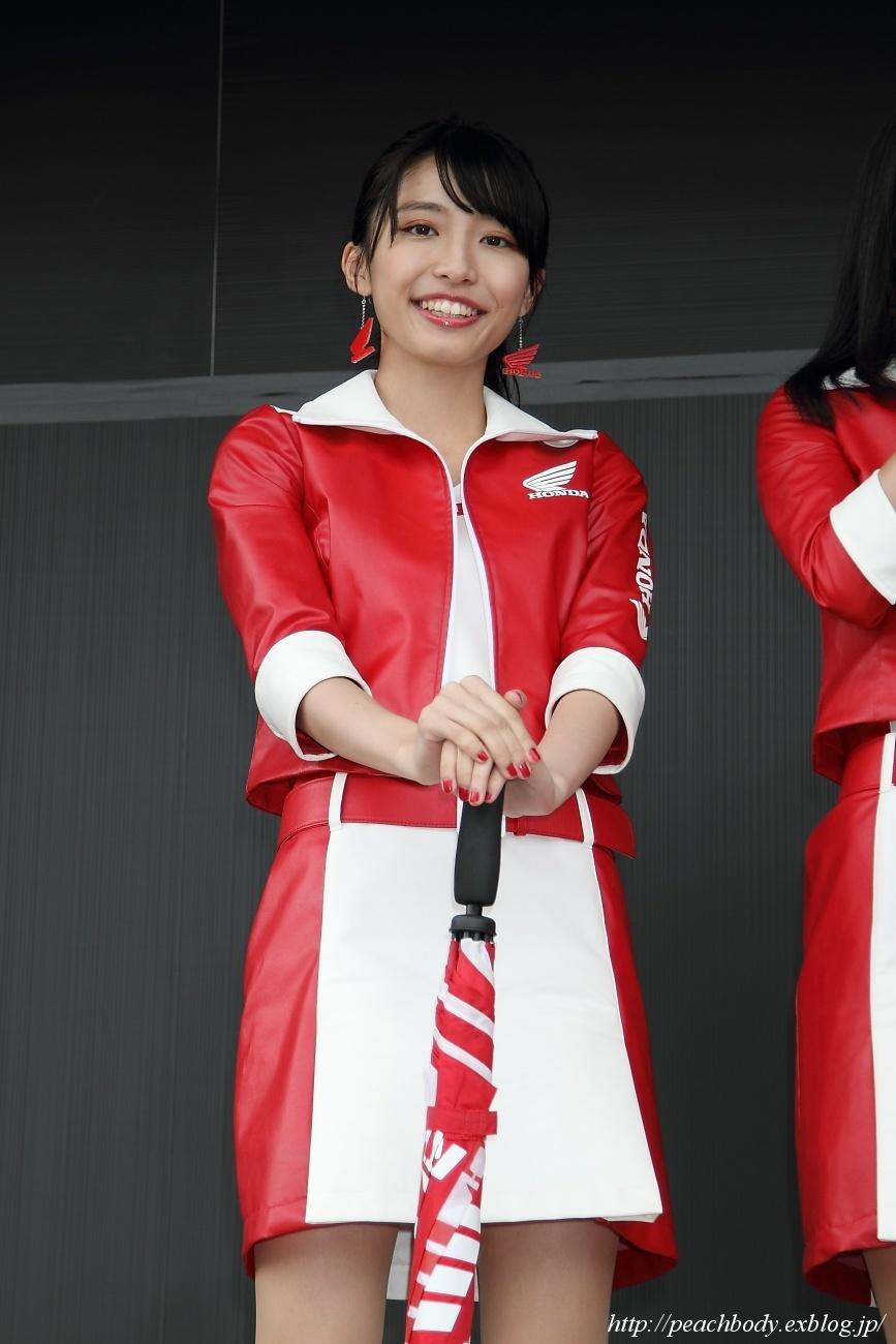 太刀川真央 さん & 荒町紗耶香 さん(Hondaライダーズフレンド)_c0215885_22171583.jpg