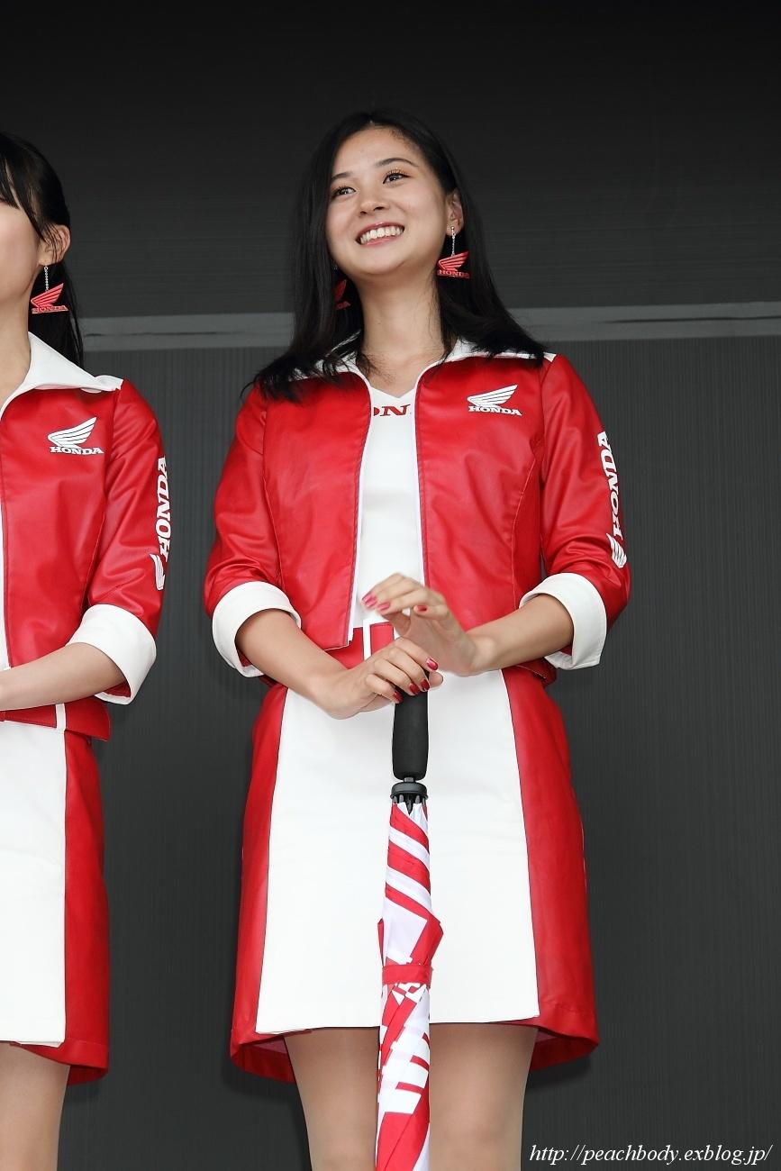太刀川真央 さん & 荒町紗耶香 さん(Hondaライダーズフレンド)_c0215885_22172553.jpg