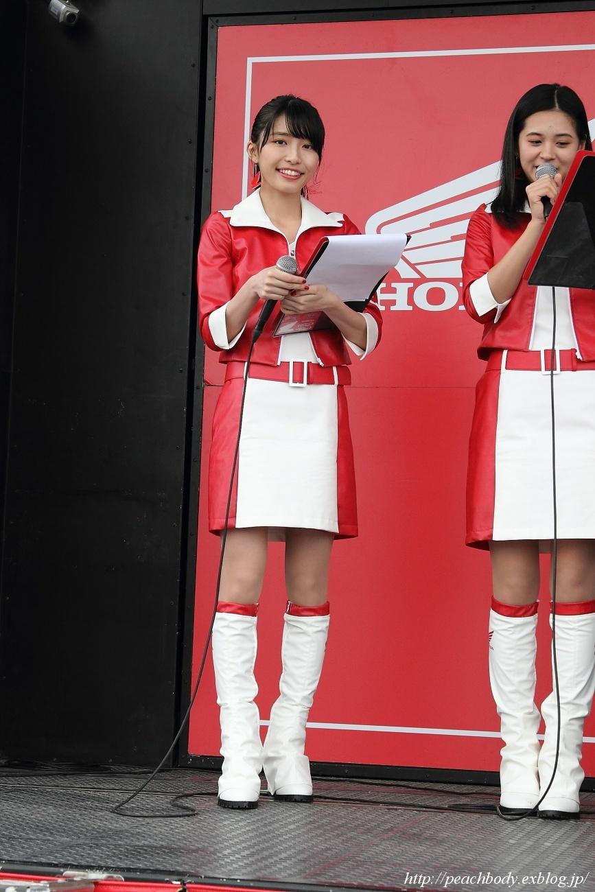 太刀川真央 さん & 荒町紗耶香 さん(Hondaライダーズフレンド)_c0215885_22174502.jpg
