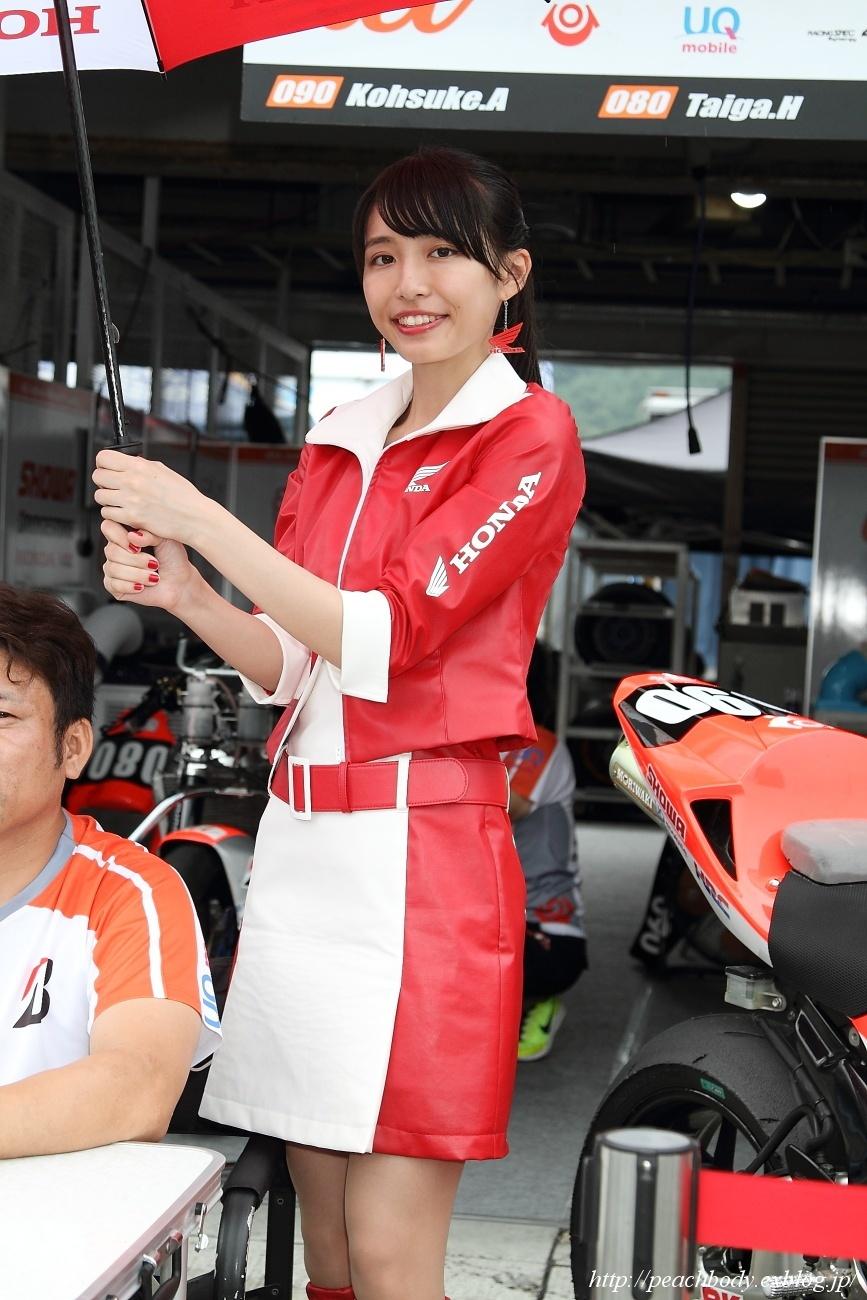 太刀川真央 さん & 荒町紗耶香 さん(Hondaライダーズフレンド)_c0215885_22175352.jpg