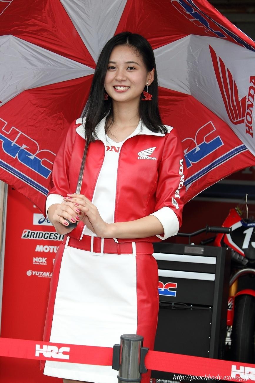 太刀川真央 さん & 荒町紗耶香 さん(Hondaライダーズフレンド)_c0215885_22181020.jpg