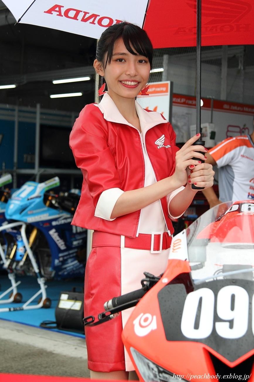 太刀川真央 さん & 荒町紗耶香 さん(Hondaライダーズフレンド)_c0215885_22182496.jpg