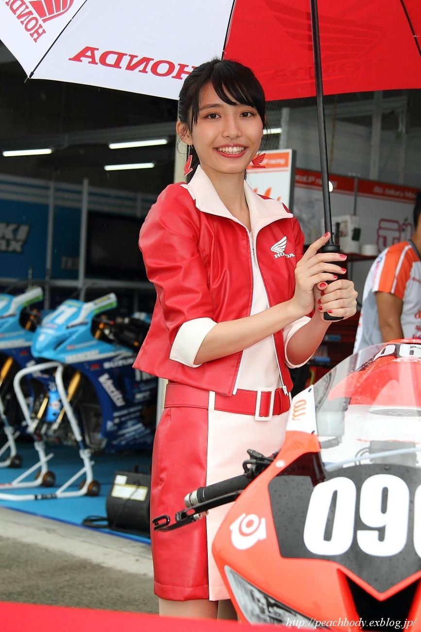 太刀川真央 さん & 荒町紗耶香 さん(Hondaライダーズフレンド)_c0215885_22182782.jpg