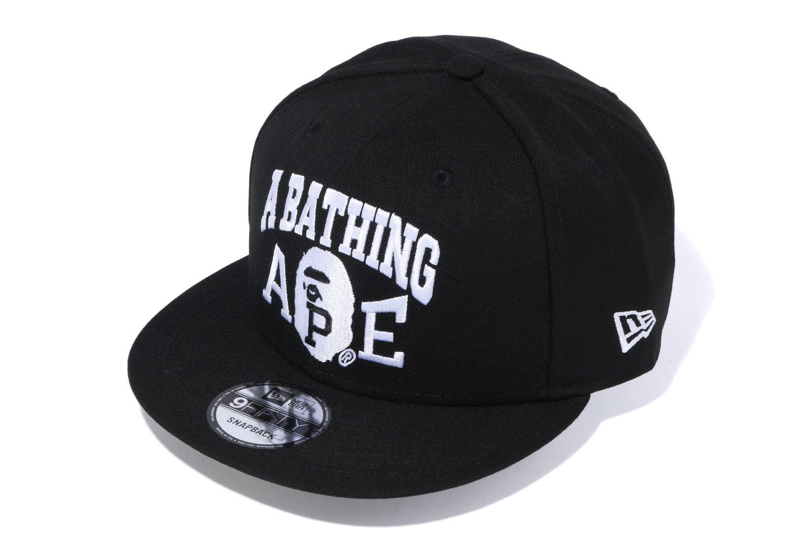 BAPE® NEW ERA SNAP BACK CAP_a0174495_12401414.jpg