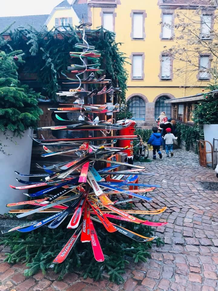 クリスマスマーケット巡りⅢ Colmar・コルマール_a0100596_08371626.jpg