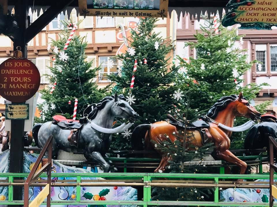 クリスマスマーケット巡りⅢ Colmar・コルマール_a0100596_08371958.jpg