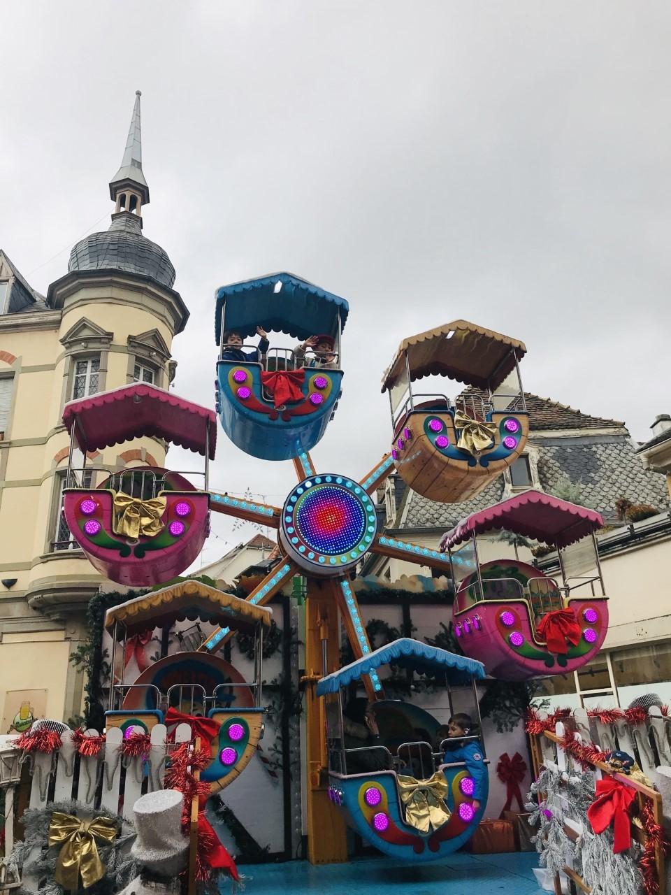 クリスマスマーケット巡りⅢ Colmar・コルマール_a0100596_08372643.jpg