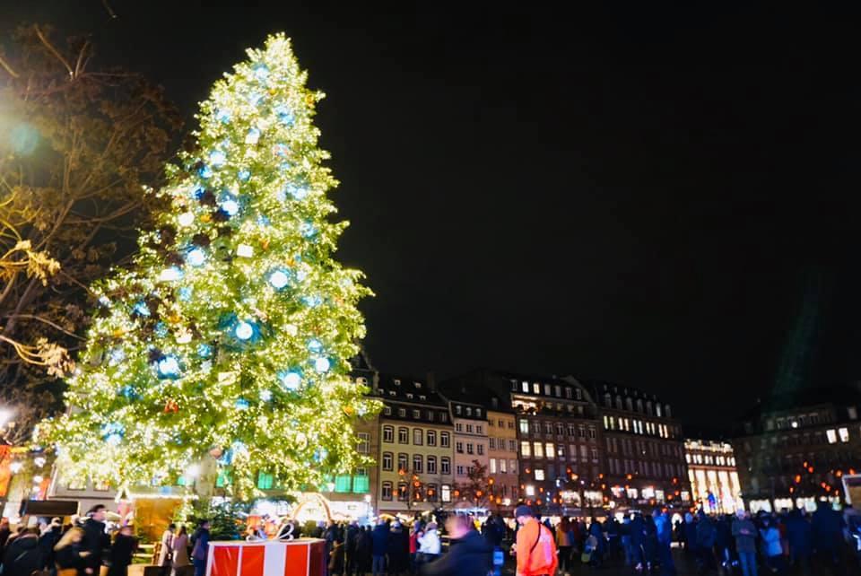 クリスマスマーケット巡りⅣ Strasbourg・ストラスブール_a0100596_09530440.jpg