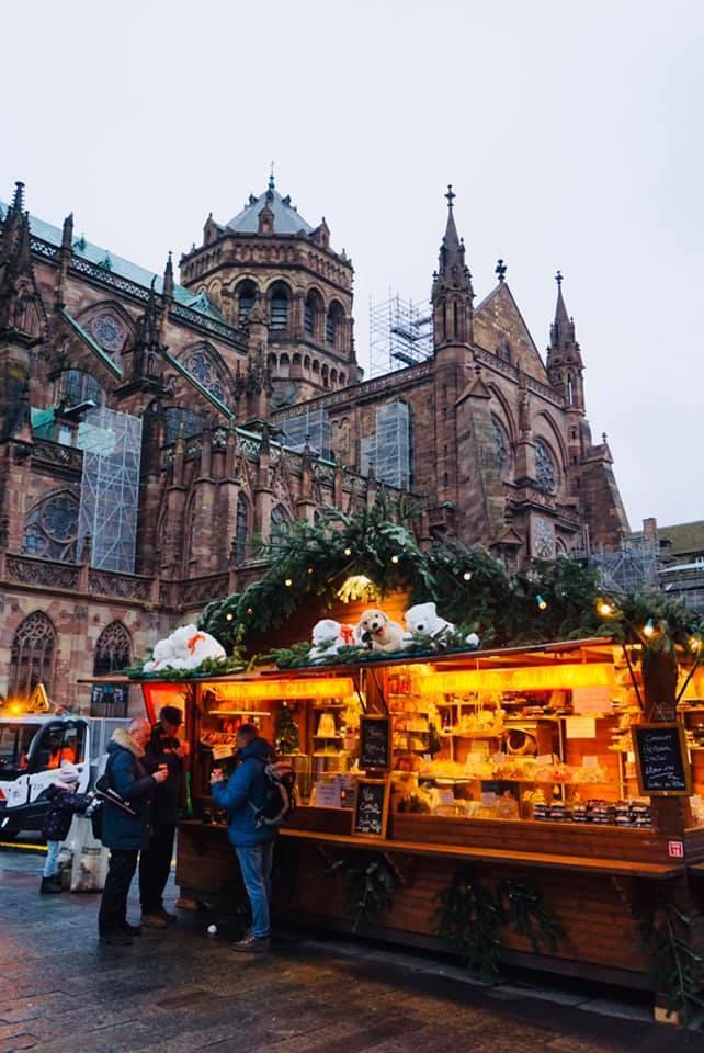 クリスマスマーケット巡りⅣ Strasbourg・ストラスブール_a0100596_09530477.jpg