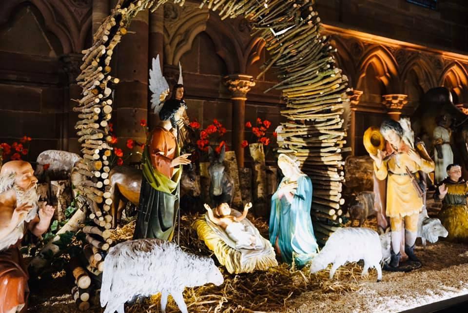 クリスマスマーケット巡りⅣ Strasbourg・ストラスブール_a0100596_09532931.jpg