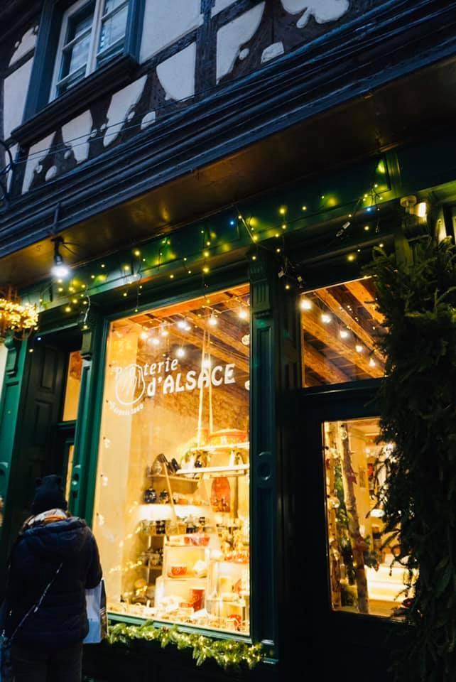 クリスマスマーケット巡りⅣ Strasbourg・ストラスブール_a0100596_09545753.jpg