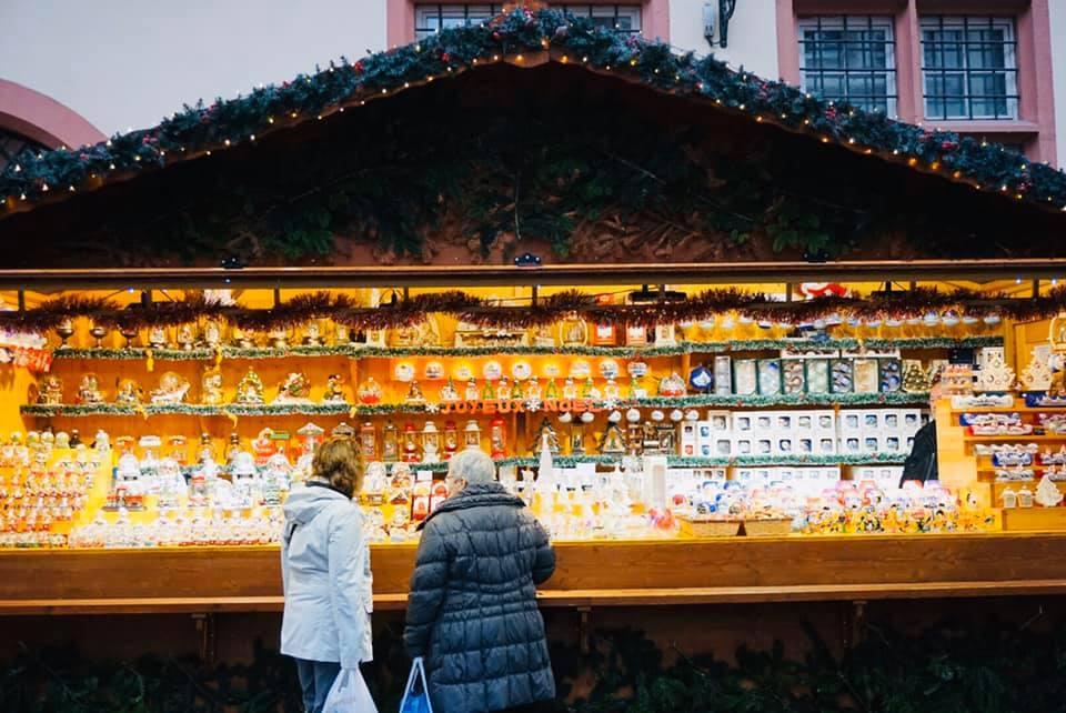 クリスマスマーケット巡りⅣ Strasbourg・ストラスブール_a0100596_09550256.jpg