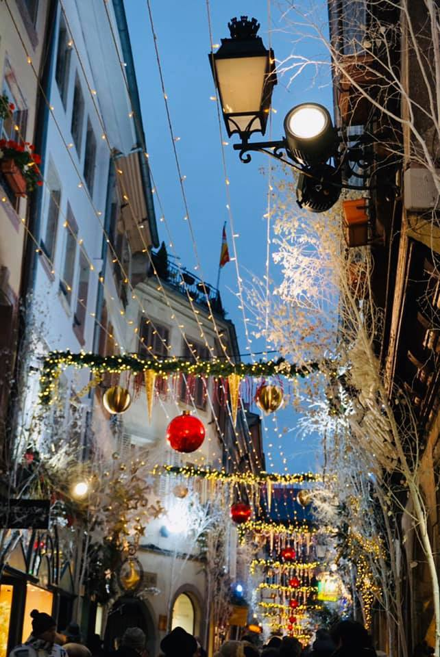 クリスマスマーケット巡りⅣ Strasbourg・ストラスブール_a0100596_09553503.jpg