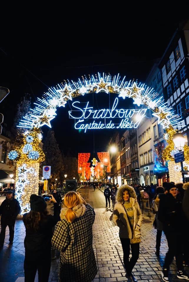 クリスマスマーケット巡りⅣ Strasbourg・ストラスブール_a0100596_09564314.jpg