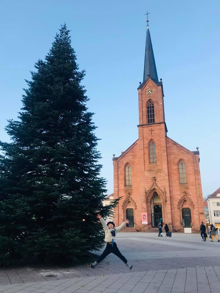 クリスマスマーケット巡り ストラスブール~トラムで国境越え~_a0100596_12124843.jpg