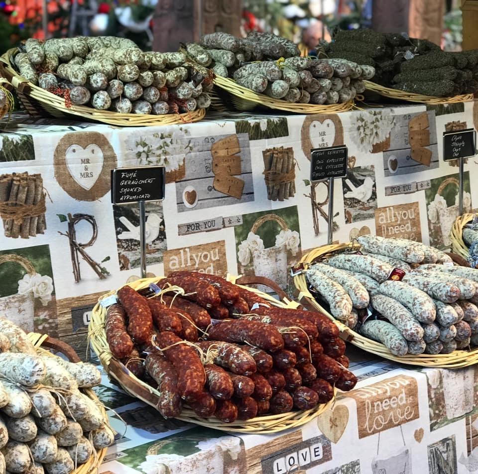 クリスマスマーケット巡りⅤ Riquewihrリクヴィル_a0100596_13344515.jpg