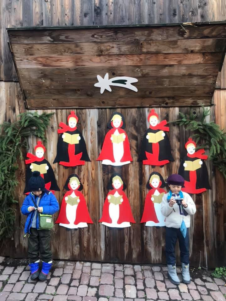 クリスマスマーケット巡りⅤ Riquewihrリクヴィル_a0100596_13350152.jpg